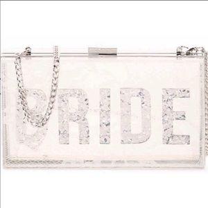 ALDO bride purse